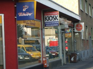 Kiosk Liebigstraße, Köln-Nippes