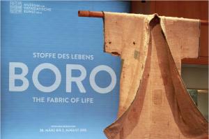 Boro - Stoffe des Lebens, MOK 2015