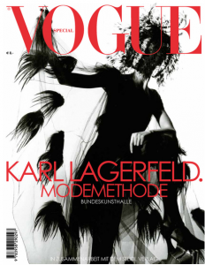 Karl Lagerfeld - Modemethode, Vogue 2014/15