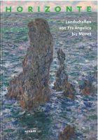 """Katalog """"Horizonte"""", Arp Museum"""