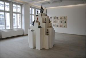 Beate Höing, Ausstellung Siegbutg 2013