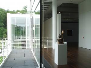 Arp Museum Detail Rückfront