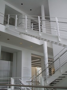 Arp Museum Detail Treppenanlage (Tattoo)