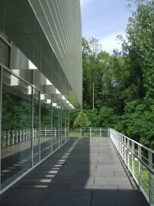 Arp Museum - Terrasse Front