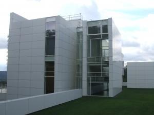 Arp Museum von Nord-Ost