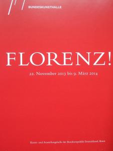 Florenz!, Bundeskunsthalle 2013-14