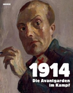 Katalog 1914 Die Avantgarden im Kampf, Snoeck