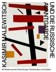 Katalog Malewitsch und die Russische Avantgarde, Kerber 2014
