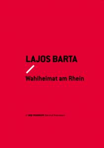 Katalog Salon Verlag, Lajos Barta, Arp Museum 2014
