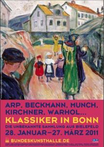 Klassiker in Bonn, Bielefelder Kunsthalle - Bundskusthalle, 2011