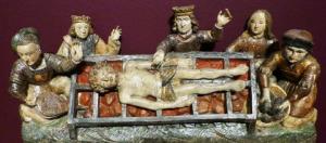 Martyrium des Hl. Laurentius, 16. Jhd.