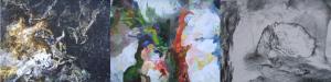 Bernard Schultze - Detail-Collage