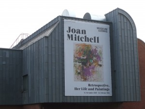 Joan Mitchell - Museum Ludwig 02.2016