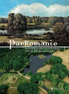 Parkomanie - Katalog-Cover, 2016